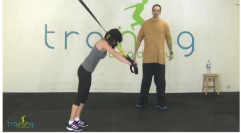 Athlete21 Suspension : Un programme innovant de la Training Academy pour remodeler son corps