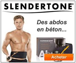 Slendertone Abs pour Homme