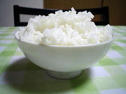 Le riz : Un capteur de graisse pour compléter son régime amaigrissant