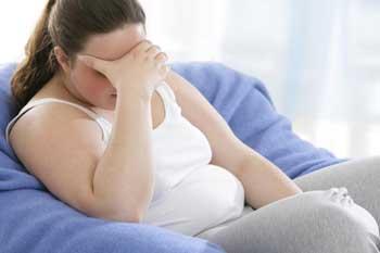L'obésité chez la femme enceinte