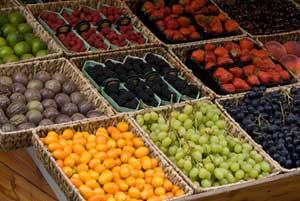 Les aliments antioxydants et leurs bienfaits pour l'organisme