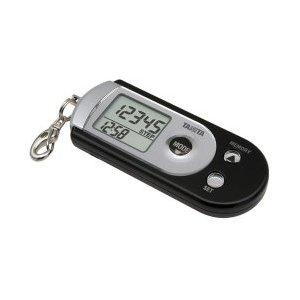 Comptez vos calories brûlées avec un podomètre
