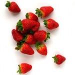 Des fruits rouges dans le régime alimentaire