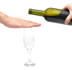 alcool et perte de poids