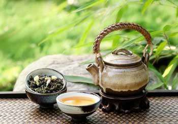 thé vert, bienfaits, perte de poids
