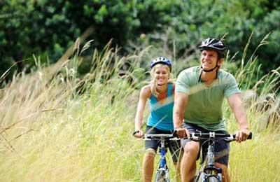 Le vélo et la perte de poids